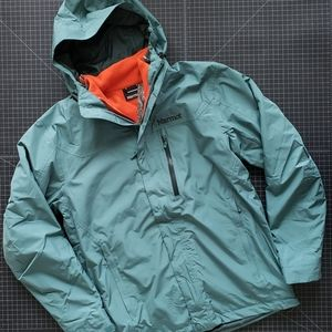 MARMOT RAMBLE COMPONET 3-IN-1 JACKET